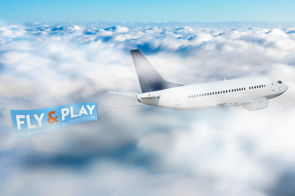 Fly&Play right away!